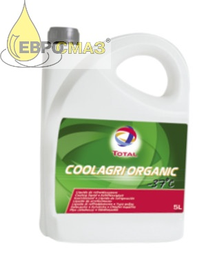 TOTAL COOLAGRI ORGANIC -37°C